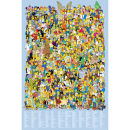 The Simpsons Cast 2012 - Maxi Poster - 61 x 91.5cm