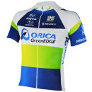 ORICA GreenEDGE Team Full Zipp SS Jersey - 2013