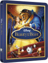 Beauty and the Beast 3D - Exclusivité Zavvi - Steelbook Édition Limitée (Collection Disney #30) (+ Version 2D)