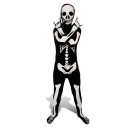 Morphsuits Kids Skeleton