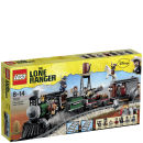 LEGO The Lone Ranger: Constitution Train Chase (79111)