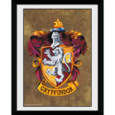 Harry Potter Gryffindor - 8x6 Framed Photographic
