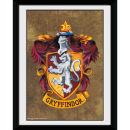 Harry Potter Gryffindor - 8x6 Framed Photographic