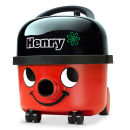 Numatic HVR20012 Henry Vacuum Cleaner - Red - 620W