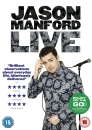 Jason Manford: Live (Includes MP3 Copy)