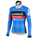 Garmin Sharp Team Men's WS Winter Jacket - 2013