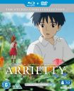 Arrietty: Deluxe Collector's Edition - Double Play (Blu-Ray and DVD)