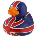 Union Jack Ducky Lip Balm - Strawberries and Cream