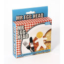 Mr Egg Head Silicone Shaped Egg Ring