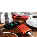 Veho Pebble Verto Portable Battery Back Up Power, 3700mah - Orange