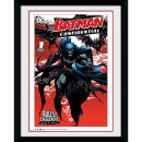 DC Comics Batman Comic Bats - 8x6 Framed Photographic