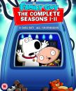 Family Guy - Seasons 1-11