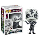 Disney Nightmare Before Christmas Jack Day Of The Dead Pop! Vinyl Figure