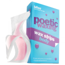 bliss Poetic Strip Wax Kit for Body
