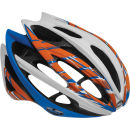 Bell Gage Cycling Helmet White/Orange/Blue L 58-63cm 2014