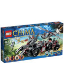 LEGO Legends of Chima: Worriz Combat Lair (70009)