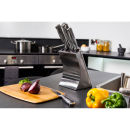 Morphy Richards 46295 Accents 5 Piece Knife Block Set - Stainless Steel