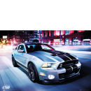 Ford Shelby GT500 2014 Maxi Poster (61 x 91.5cm)
