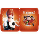 The Incredibles - Zavvi UK Exclusive Limited Edition Steelbook (The Pixar Collection #10) (3000 Only)
