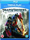 Transformers 3: Dark of the Moon - Triple Play (Blu-Ray, DVD and Digital Copy)
