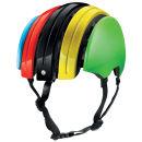Carrera GTE Flag 2014 Folding Helmet - Olympic Flag