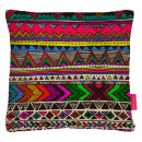 Ohh Deer Poncho Patterned Cushion