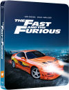 The Fast and the Furious - Zavvi Exclusive Limited Edition Steelbook (Limited to 2000 Copies and Includes UltraViolet Copy)