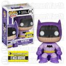 DC Comics Batman 75th Aniversary Purple Rainbow Batman EE Exclusive Pop! Vinyl Figure