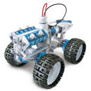 Salt Water Engine 4 x 4 Car