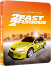 2 Fast 2 Furious  - Zavvi UK Exclusive Limited Edition Steelbook (Limited to 2000 Copies and Includes UltraViolet Copy)