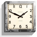 Quad Chrome Clock