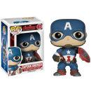 Marvel Avengers: Age of Ultron Captain America Pop! Vinyl Bobble Head Figure