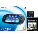 PS Vita (Wi-Fi Enabled) Includes: Metal Gear Solid HD Collection and 4GB Memory Card