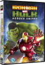 Iron Man and The Hulk: Heroes United