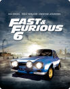 Fast & Furious 6 - Zavvi UK Exclusive Limited Edition Steelbook (Limited to 2000 Copies and Includes UltraViolet Copy)