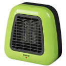 Pifco 500W Green Portable Fan Heater