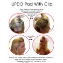 Hair Tools Updo Pad - Light