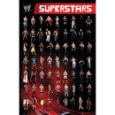 WWE Superstars Maxi Poster (61 x 91.5cm)