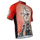Sugoi Hammer and Cycle Jersey - White/Black