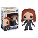 Captain America 2 Winter Black Widow Pop! Vinyl Figure