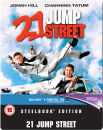 21 Jump Street - Zavvi UK Exclusive Limited Edition Steelbook