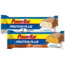 PowerBar ProteinPlus + Minerals Bar - Box of 30