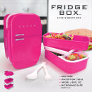 Pink Fridge Lunchbox