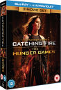 The Hunger Games / The Hunger Games: Catching Fire (Bevat UltraViolet Copy)