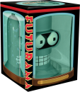 Futurama Bender Head - Seasons 1-4 and Films