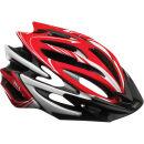 Bell Volt Cycling Helmet -Red/White Script- 2014