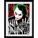 DC Comics Batman The Dark Knight Rises The Joker Ha - 30x40 Collector Prints