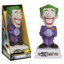 DC Comics Batman Joker Wacky Wisecracks IM Crazy About You! Vinyl Figur