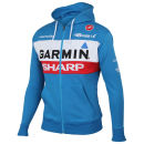 Garmin Sharp Team Men's Hoodie - 2013