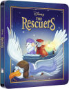 The Rescuers - Zavvi Exclusive Limited Edition Steelbook (The Disney Collection #22)